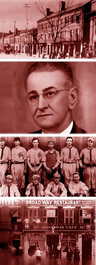 History | Sanford, Bruker & Banks